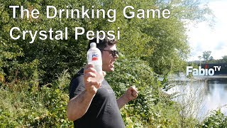 The Drinking Game -  Crystal Pepsi