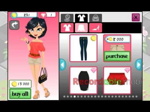 Как начать играть в  Fashion City-Игра для модниц(1серия)