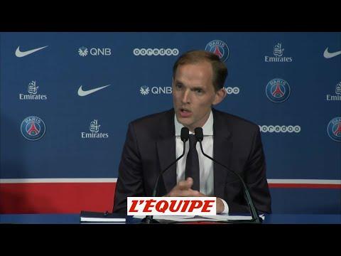 Tuchel «Je remercie le club pour sa confiance» - Foot - L1 - PSG