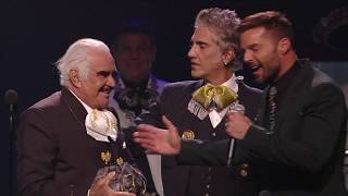 Vicente Fernandez Accepts Presidents Award | 2019 Latin GRAMMYs Acceptance Speech