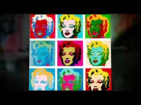 Pop Art Andy Warhol | Pop Art from the Warhol Factory