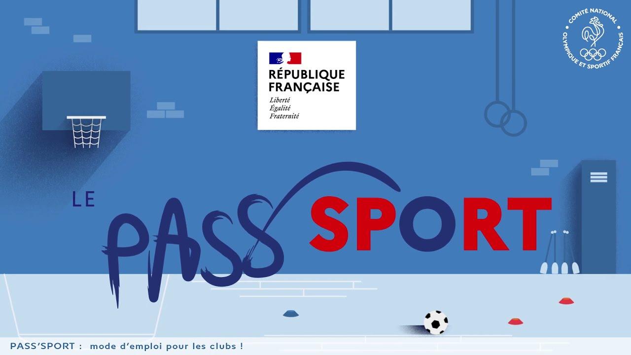 SPORT_ Sport pour tous avec le Pass Sport