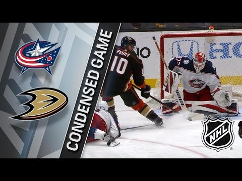 Columbus Blue Jackets vs Anaheim Ducks – Mar. 02, 2018 | Game Highlights | NHL 2017/18. Обзор