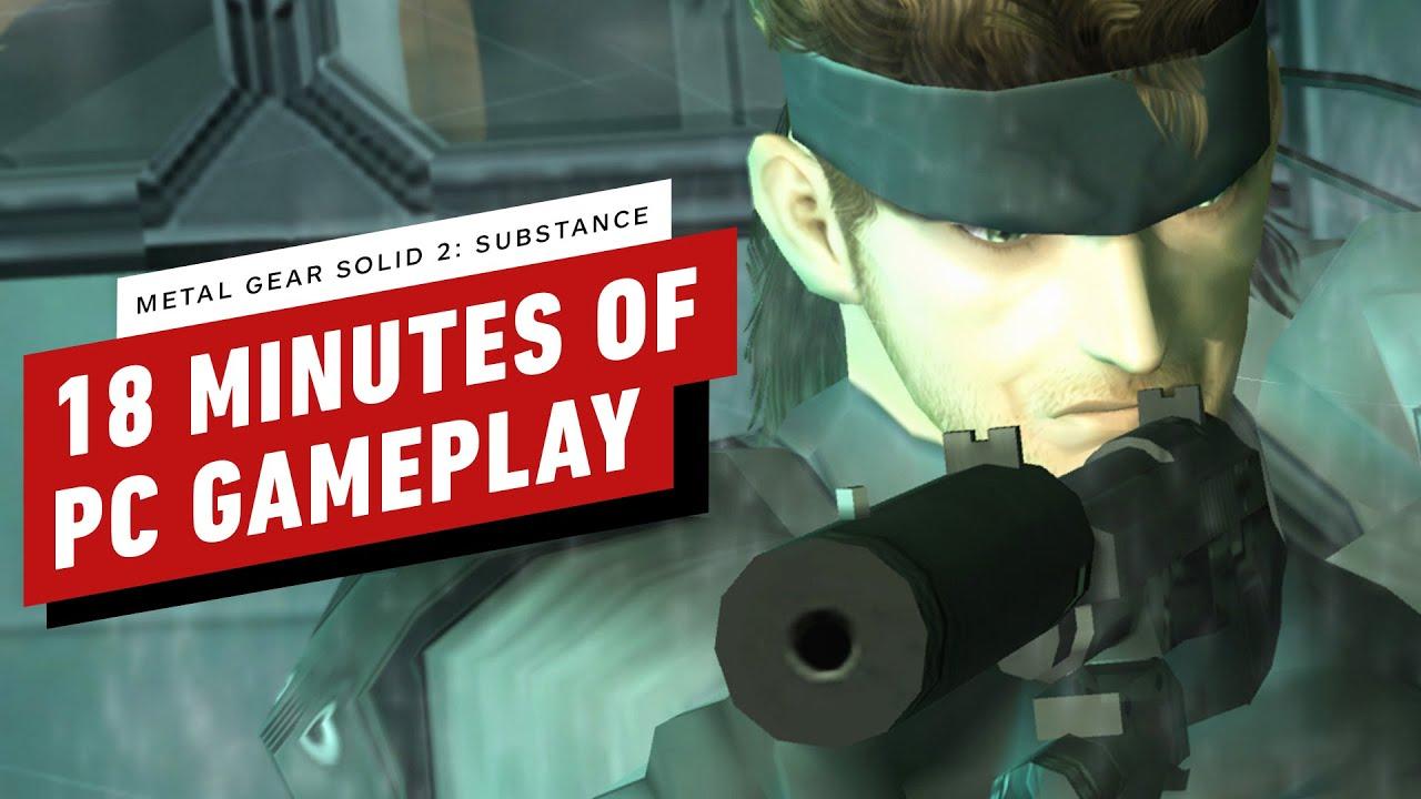 metal gear solid 2 game saves