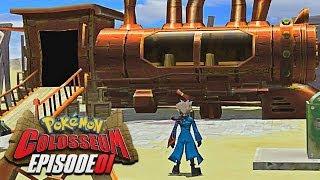 Pokémon Colosseum Let