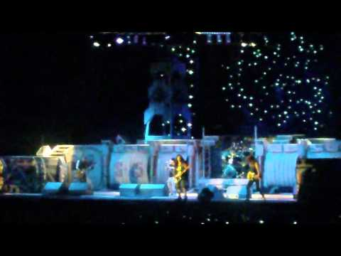 Iron Maiden-Satellite 15 + The Final Frontier / Sonisphere Festival Greece 2011 / 17-6-2011
