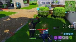 Hand Cannon at the Links FORTNITE BR