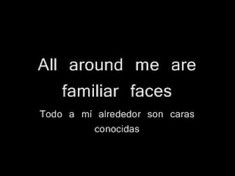 Mad world - Gary Jules. Traducida al español