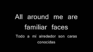 Repeat youtube video Mad world - Gary Jules. Traducida al español