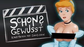 Brüste in Disney-Film versteckt - Aliens auf Holzplaneten - MovieTrivia #4