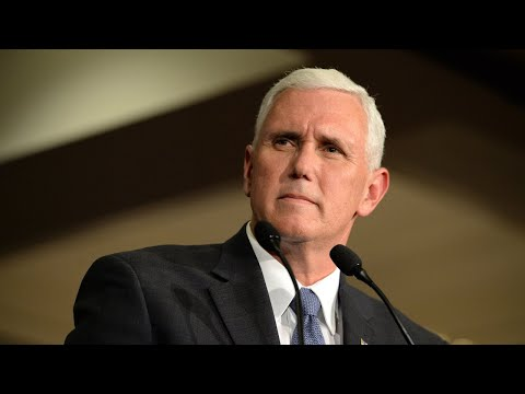BREAKING: VP Mike Pence URGENT Space Force Announcement