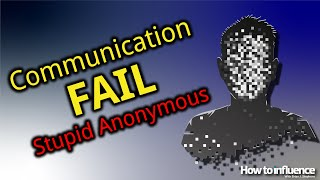 Communication Fail: Self Talk Without Being Harmful