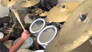 Wills Dissolve by ISIS (drum cover)