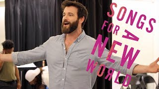 Songs for a New World: Meet Colin Donnell