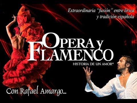 OPERA Y FLAMENCO - Una historia de amor (Palau de la Música Catalana)