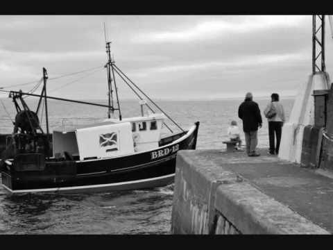 "Scotland's fishing boats being sold - ""Bye bye Beulah"""