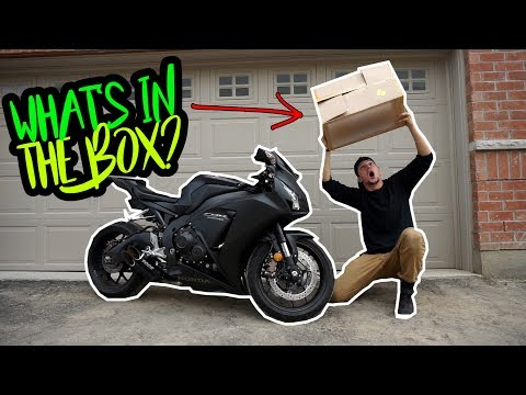 THIS PACKAGE CONTAINS CRAZY NEWS!