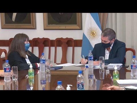 La Provincia dialoga con UPCN y ATE previo a paritarias