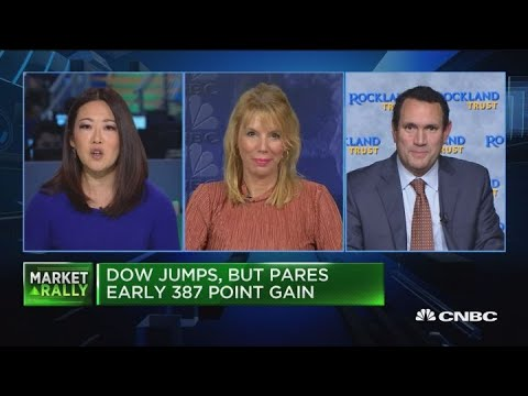 Earnings growth remains the key to market direction, says Voya's Karyn Cavanaugh