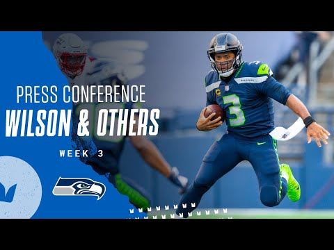 Russell Wilson & Others 2020 Week 3 Press Conference