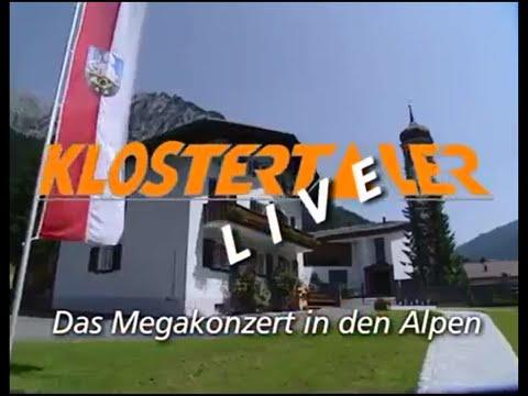 Klostertaler - Das Mega Konzert in den Alpen (2001)