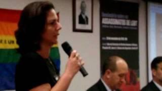 Depoimento da mãe de Alexandre Ivo, adolescente vítima de assassinato homofóbico