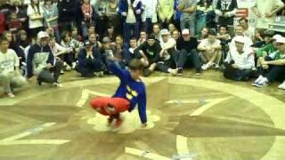 CIRCLE PRINZ POLAND 2008 - Oldschool Kids(Young Flava)  vs. ???