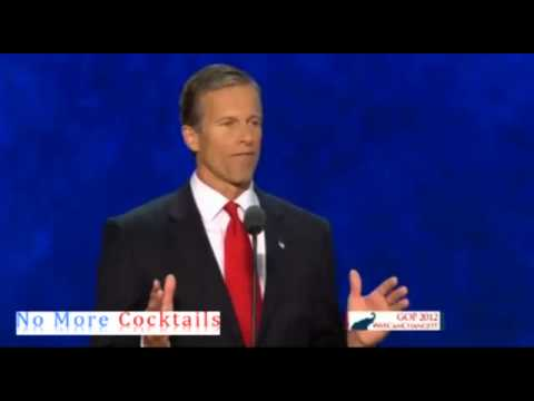 FULL SPEECH John Thune RNC 2012