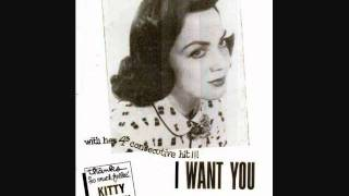 Kitty Kallen - I Want You All to Myself (Just You) (1954)