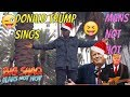 Donald Trump Sings MANS NOT HOT The Thing Goes Skraa Parody mp3