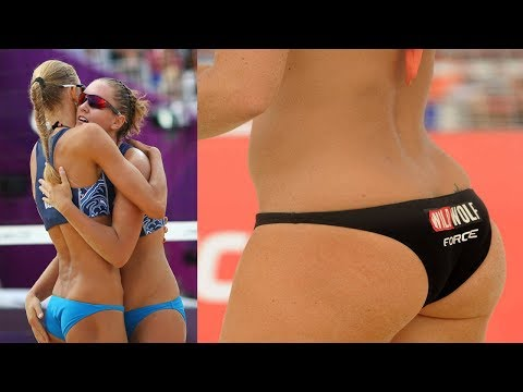 Hottest Beach volleyball Players Female. Gorgeous Female Beach Volleyball Players.