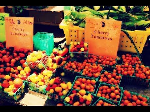 Berkeley Farmers' Market, Downtown Berkeley, California