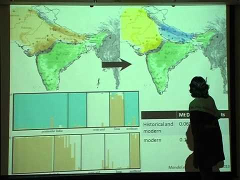 Uma Ramakrishnan - Population structure in real landscapes
