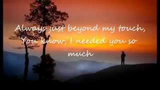 After All - Peter Cetera & Cher ( with lyrics )