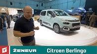 Citroen Berlingo 2018 - GARÁŽ.TV - Ženeva 2018