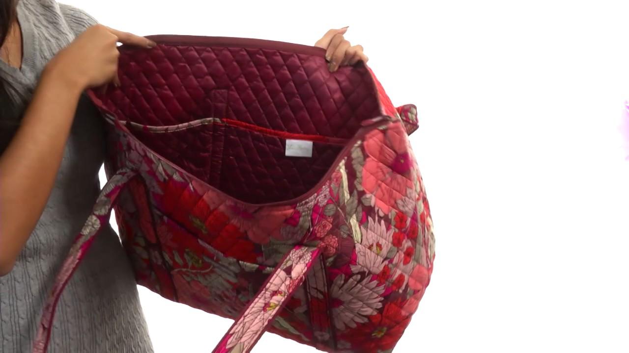 Vera Bradley Miller Bag Sku 8837448