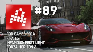FIFA15, FORZA HORIZON 2 a FOR GAMES 2014 - Indian #89