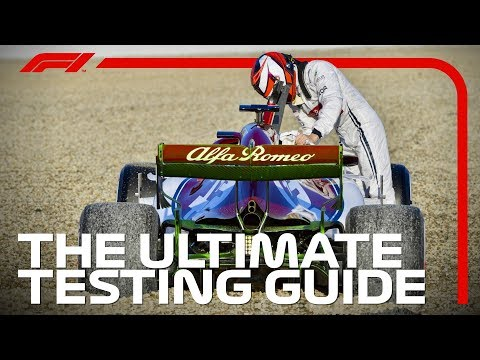 The ULTIMATE Guide to Pre-Season Testing | F1 Testing 2019