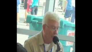 Bob Clemens & Vince Parker at Blaine: Eighth Air Force Historical Society of Mn