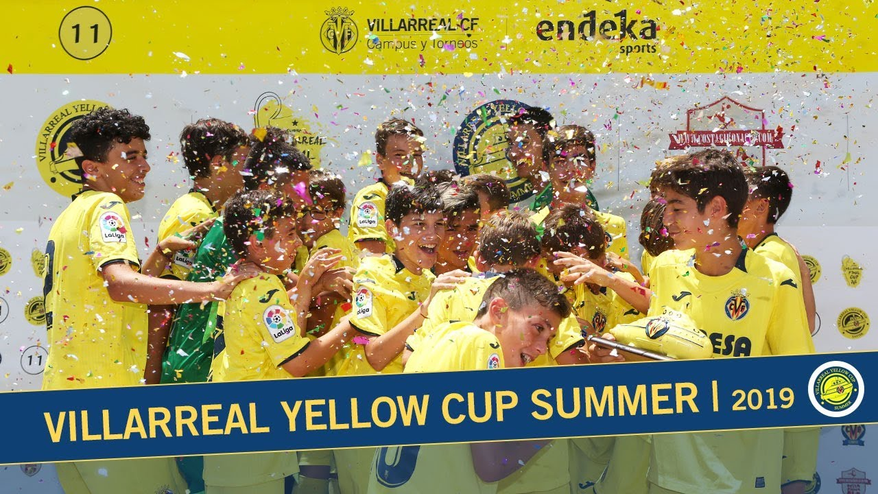 Villarreal Yellow Cup Summer - Cortometraje | 2019