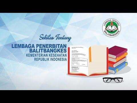 Lembaga Penerbitan Kementerian Kesehatan Republik Indonesia