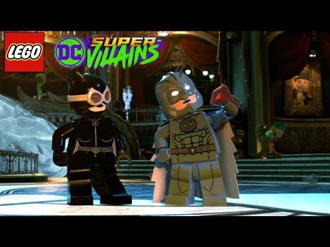 LEGO DC Суперзлодеи (Super-Villains) русская озвучка Часть 5 - КЛУБ АЙСБЕРГ