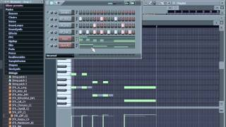 Уроки по FL Studio (пиано ролл_piano roll_2) part8(Уроки по FL Studio 9.FL Studio video tutorial,FruityLoops уроки,flstudio обучение., 2012-03-04T10:57:42.000Z)