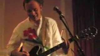 Jens Lekman concert (3 of 3)