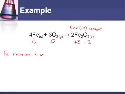 9.2.4 Identify the oxidizing and reducing agents in redox equations