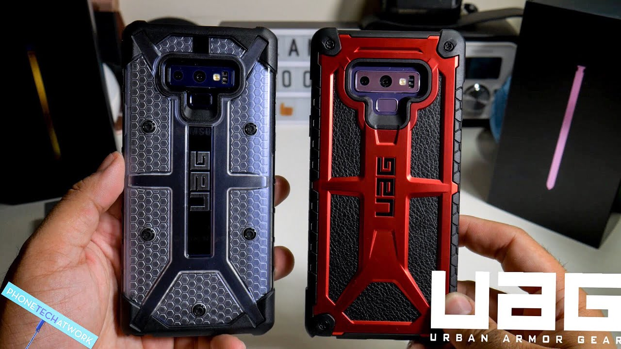 san francisco a0aa5 48074 UAG Samsung Galaxy Note 9 Collection: (Monarch, Plasma, Plyo)
