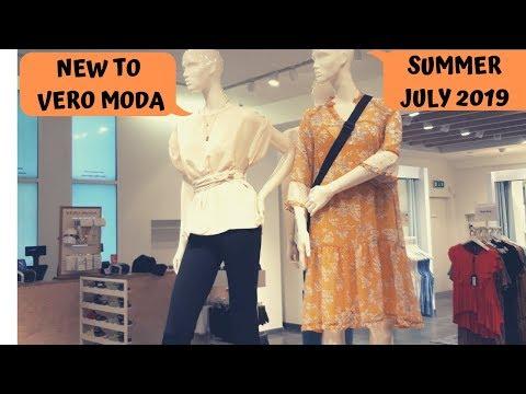 VERO MODA | SUMMER LADIES FASHION | JULY 2019