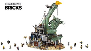 Lego Movie 2 70840 Welcome to Apocalypseburg Official Images