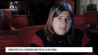 Concejo Deliberante Tandil Araceli De Vanna