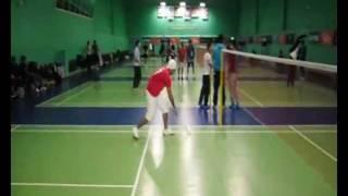 MKA National Badminton Tournament 2012